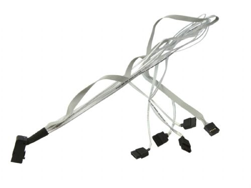 Adaptec CBL-00123-01-A-R Cable 82cm SFF-8087 to 4x 7-Pin SATA Connectors